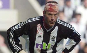 Alan Shearer Blood