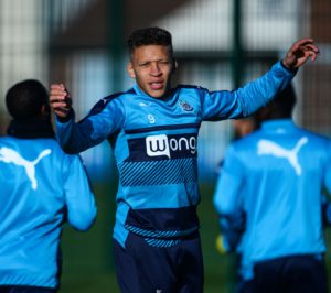dwight-gayle-training
