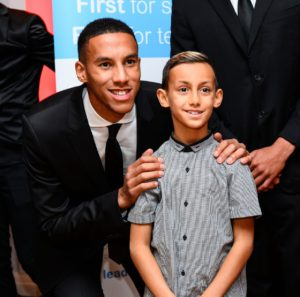 isaac-hayden-with-award-winner-last-night