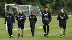 Newcastle United Pre-Season Training Camp