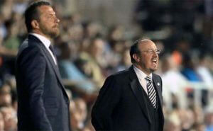 Rafa Benitez Slavisa Jokanovic Fulham Manager