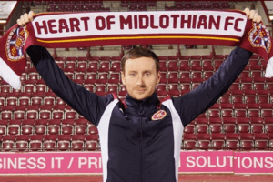 ian-cathro-hearts-manager