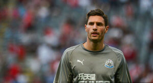 The Newcastle United Blog | » Newcastle Defender – Football Moves Fast – We Move On