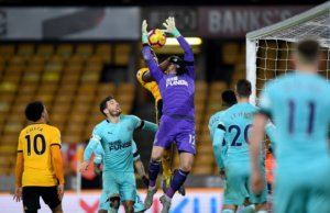 The Newcastle United Blog | » Lascelles Reveals Why He Has Apologized To Martin Dubravka