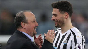 The Newcastle United Blog | » Defender's Love Affair With Fans Continues – They're Just Brilliant
