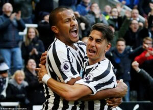 The Newcastle United Blog |  » This Player Determined To Become A Top Striker – Hopefully At Newcastle