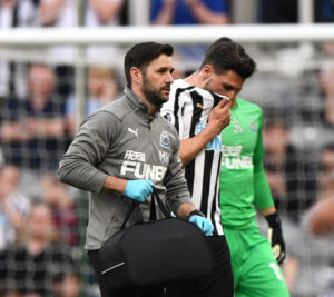 The Newcastle United Blog | » Rafa Benitez Talks About Schar Injury – Sympathy For Almiron