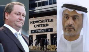 The Newcastle United Blog |  » Bin Zayed Group Follow Newcastle Lead – Will Stay Silent On Takeover