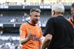 The Newcastle United Blog |  » Star Man In Surprise Win At Spurs Dares To Suggest The Same At Anfield