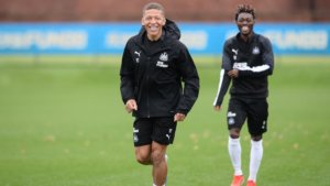 The Newcastle United Blog |  » Striker Ready To Take His Chance When It Comes