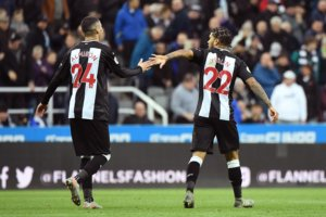 The Newcastle United Blog |  » Newcastle Flyer Reveals Tactical Tweak Bruce Implemented In Recent Weeks