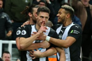 The Newcastle United Blog |  » Defender Echoes Wing-Back's Claim On Newcastle's Strike Force
