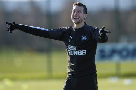 Carroll, Hayden, And Manquillo Get Starts At Aston Villa – The Newcastle United Blog